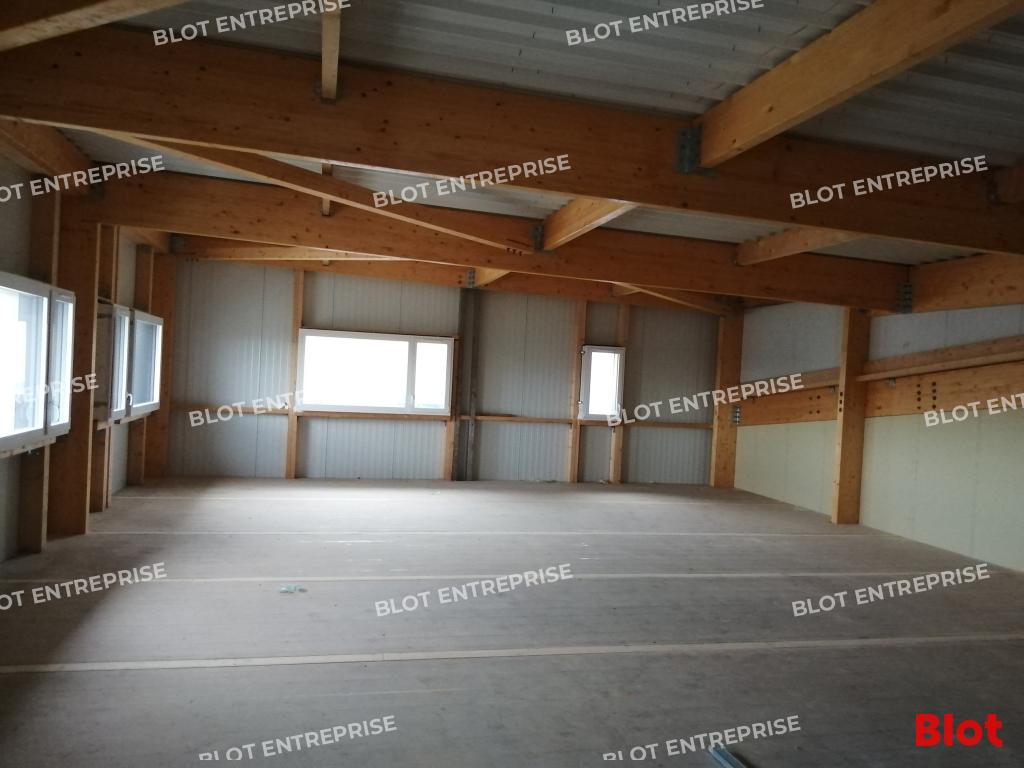 Visuel 2 de l'annonce : Location - Bureaux neufs - Brest - Guipavas - 200 m²