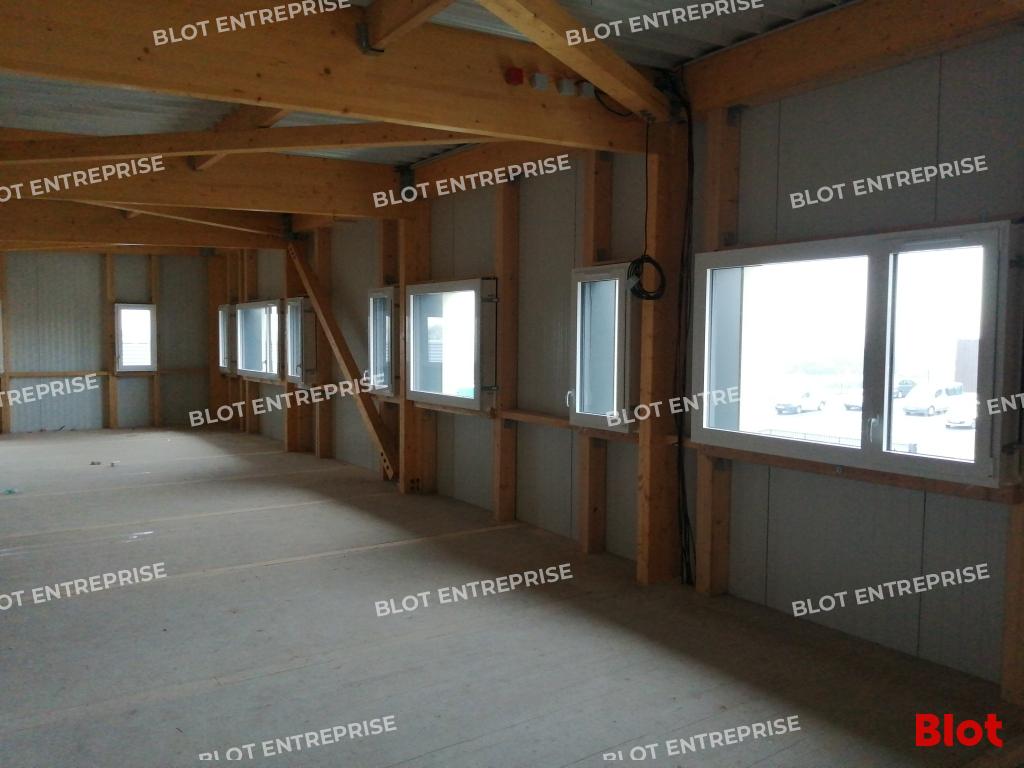 Visuel 3 de l'annonce : Location - Bureaux neufs - Brest - Guipavas - 200 m²