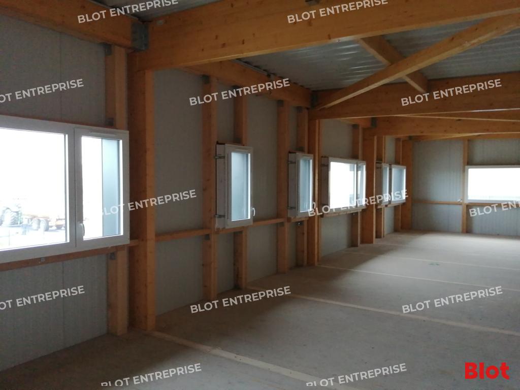Visuel 4 de l'annonce : Location - Bureaux neufs - Brest - Guipavas - 200 m²