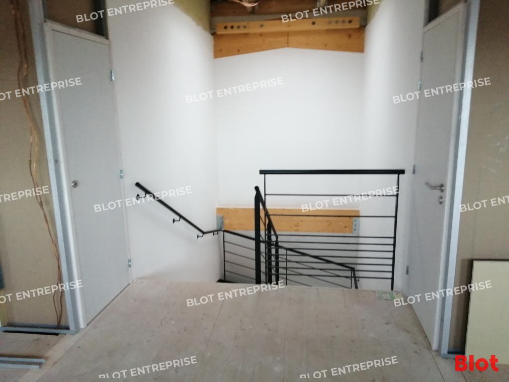Visuel 5 de l'annonce : Location - Bureaux neufs - Brest - Guipavas - 200 m²